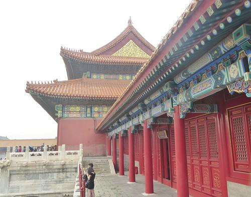 Beijing-Cité Interdite-Porte de l'Harmonie Suprême (13)