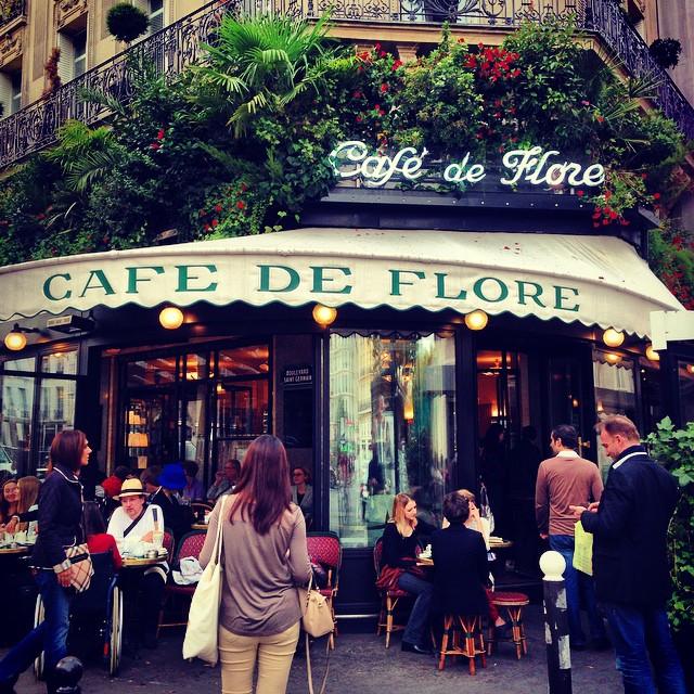 Paris / 巴黎 - Café de Flore