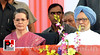 Sonia Gandhi attends dusseraha celebrations 03