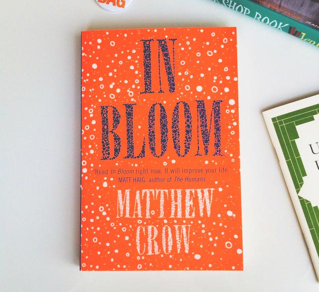 in bloom matthew crow lifestyle book vivatramp uk books are my bag