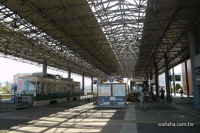広島電鉄広島港駅