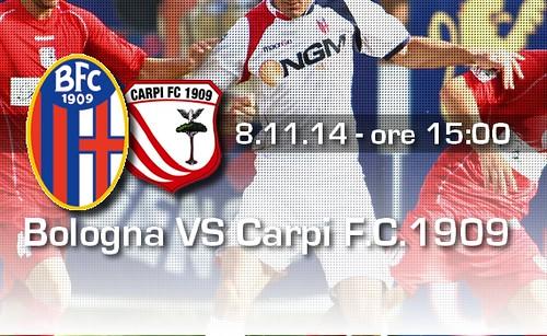 Bologna VS Carpi