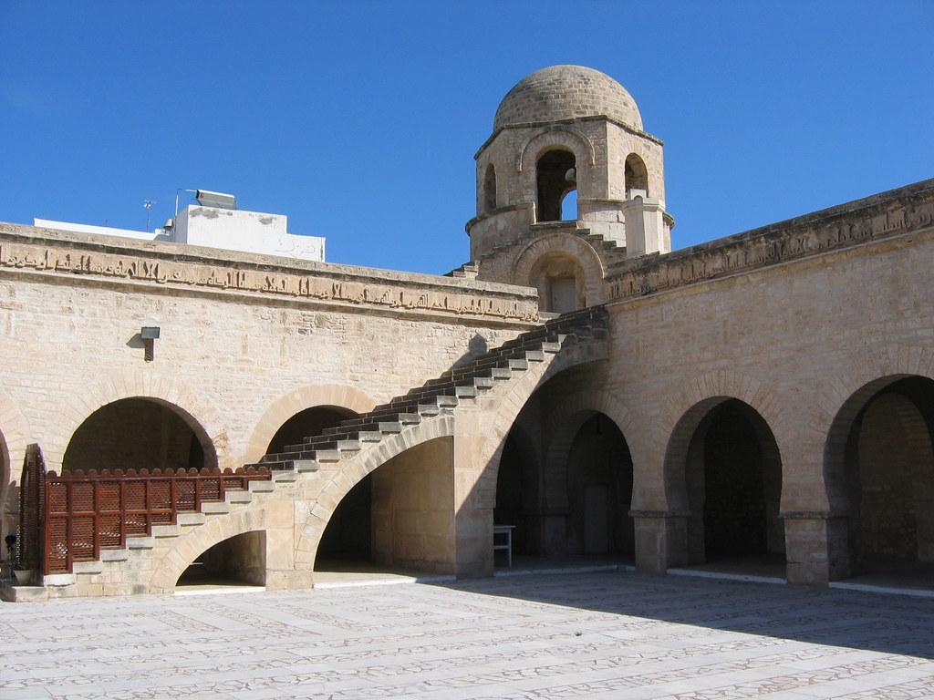 Mosque in Sousse, Tunisia