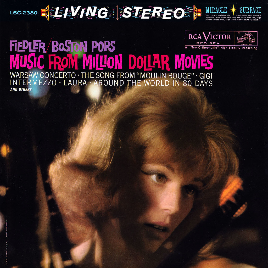 Arthur Fiedler - Music for Million Dollar Movies
