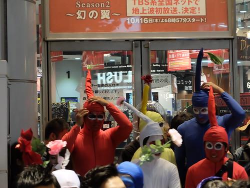 Shibuya Halloween Night 2014 07