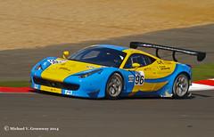 ELMS Ferrari F458 Italia - P4188332