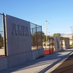 Alta High Tennis courts