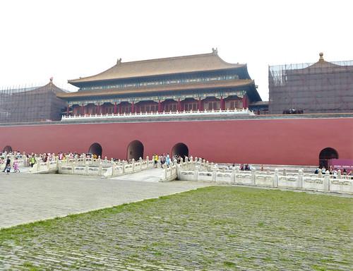 Beijing-Cité Interdite-Porte du Midi (9)