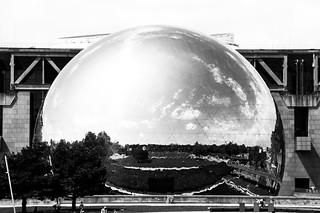 Parc de la Villette - La Géode
