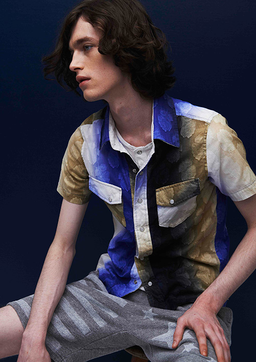 SS15 Tokyo AYUITE011_Reuben Ramacher(Fashion Press)