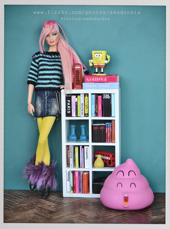 Ooak Barbie by PlasticLab