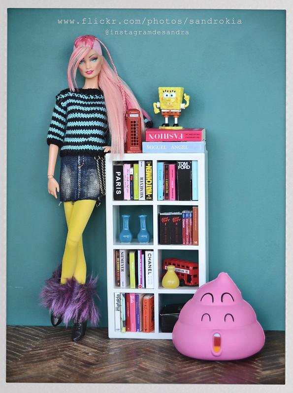 Ooak Barbie by PlasticLab