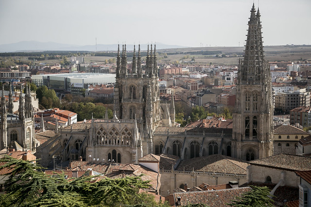 Mirador de Burgos