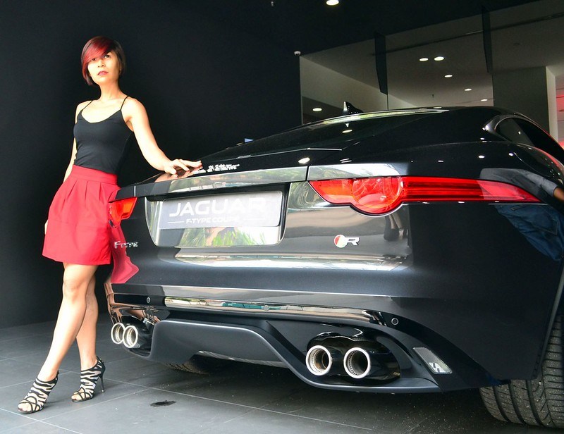 Launched The Jaguar F-TYPE Coupé - Malaysia-001