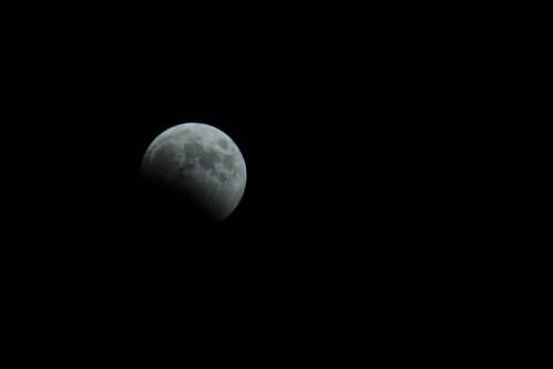"""DSC-HX60V """"Total Lunar Eclipse"""""""