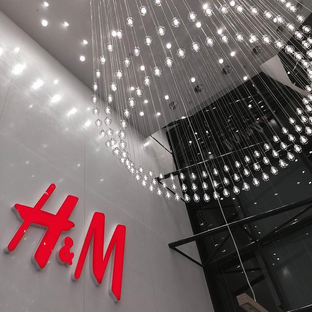 #HMLovesRotterdam VIP opening ByDagmarValerie
