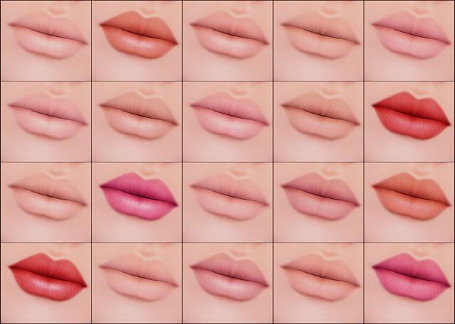 Belleza | Grace | Lips