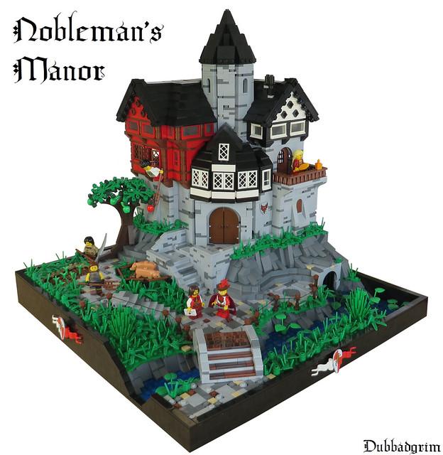 CCCXII - Nobleman's Manor