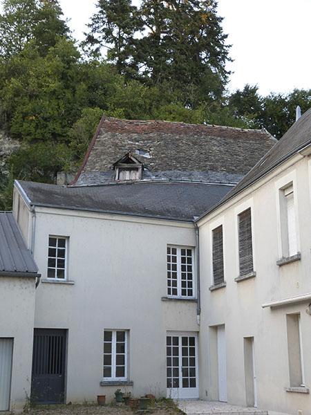 vieux toit