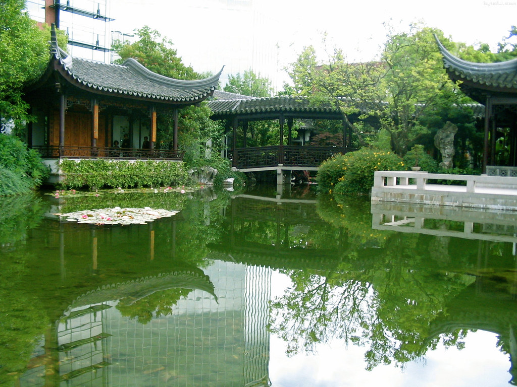 Lan Su Chinese Garden Portland Photos Aravinda Loop