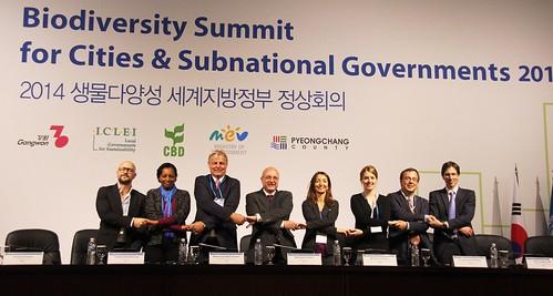 第12屆生物多樣性公約締約方大會(簡稱COP 12)。(來源:Medi Ambient. Generalitat de Catalunya)