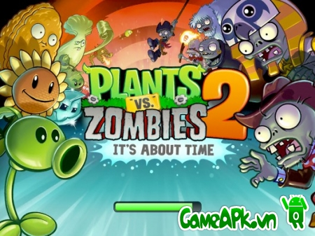Plants vs. Zombies™ 2 v4.1.1 hack full cho Android