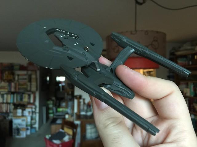 USS Vengeance.