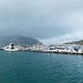 cold front over hout bay