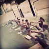 Been awhile since we did a #core session at Rebel #Yoga #Stretch - #manipura never shone brighter!