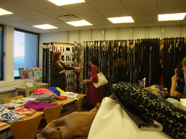 The McCall Pattern Company Tour