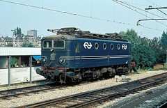 * Niederlande  Baureihe  11 # 1  New Scan