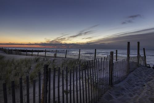 beach sunrise newjersey longbeachisland jerseyshore