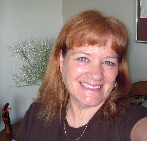 Carol's RED hair Nov 9-14 001