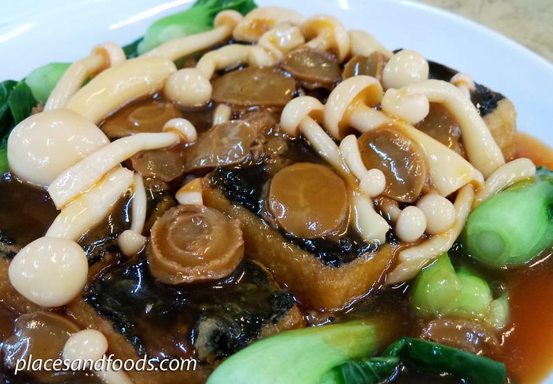 hai boey seafood tofu with abalone