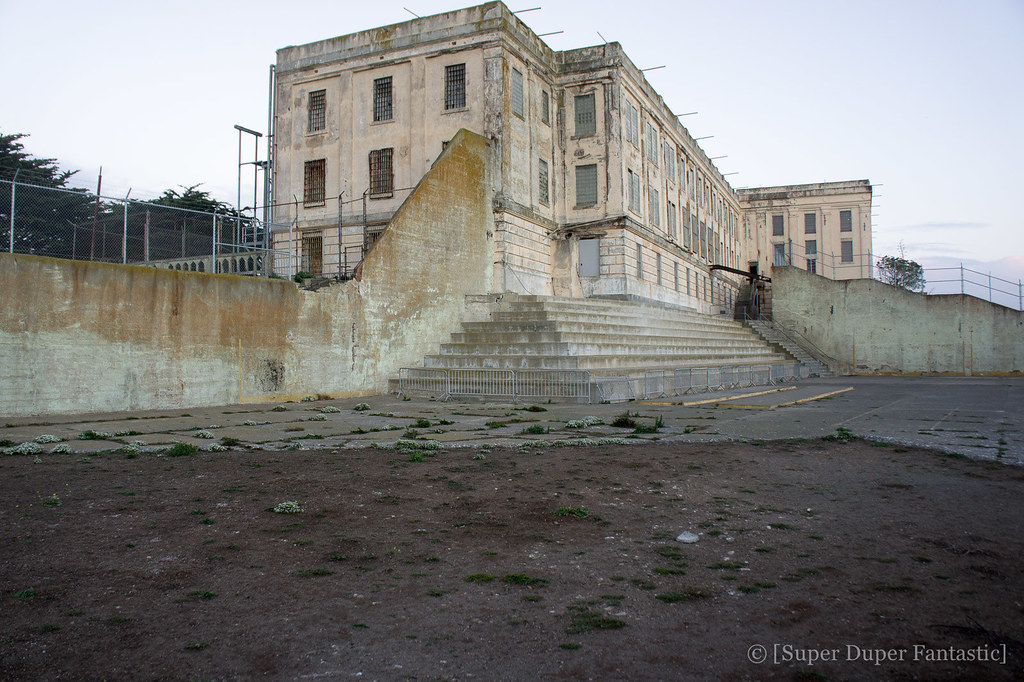 Overnight on Alcatraz