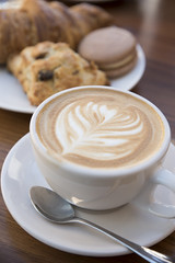 Cafe Latte, Marla Bakery, San Francisco