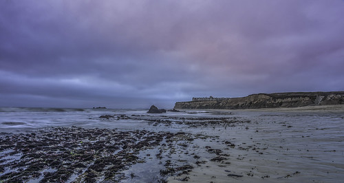 Twilight at Half Moon Bay by Geoff Livingston