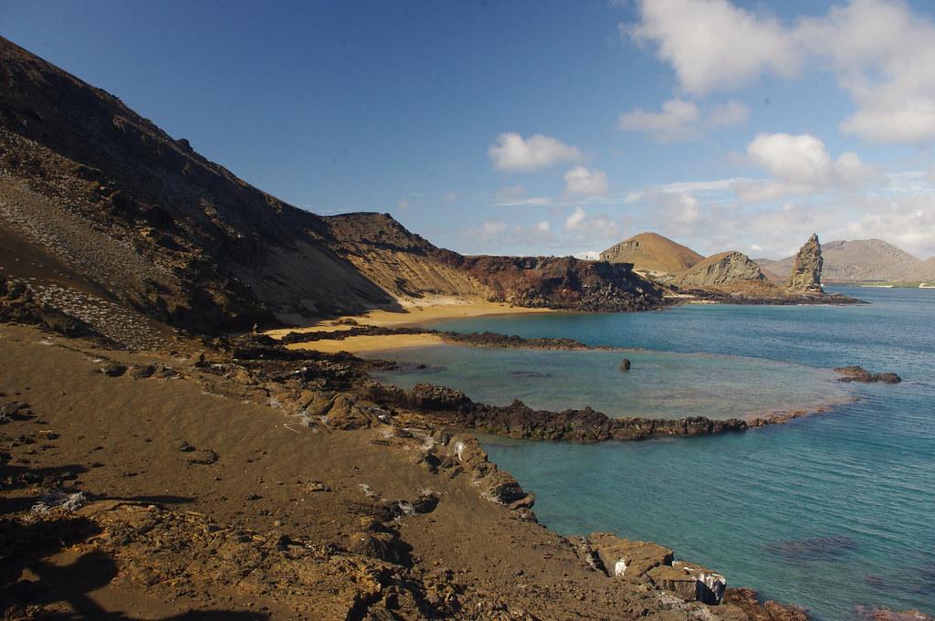 Volcán Islas Galápagos