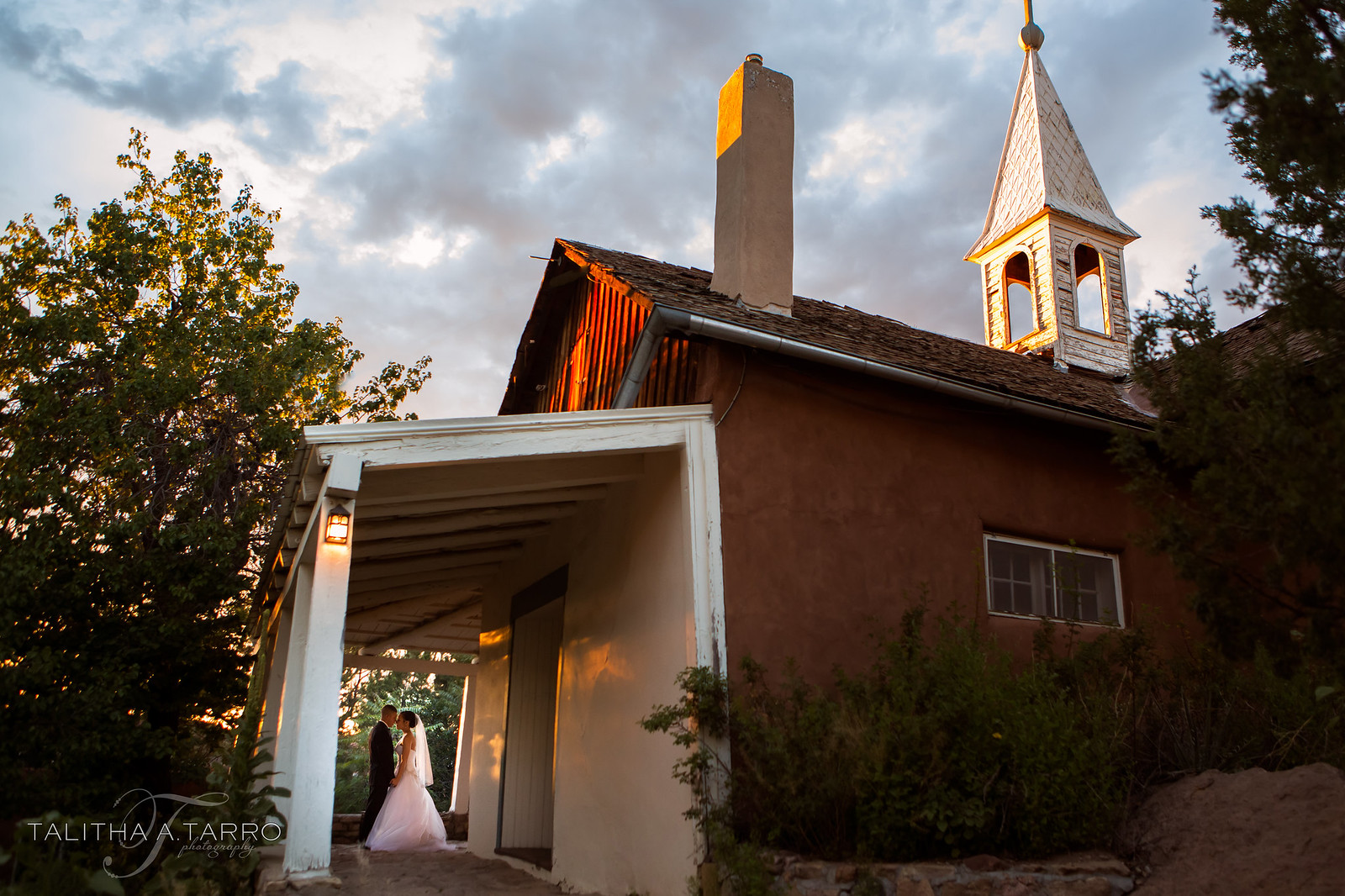Bishops Lodge Wedding
