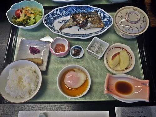 Hoshino Alps Hotel Nagano Breakfast