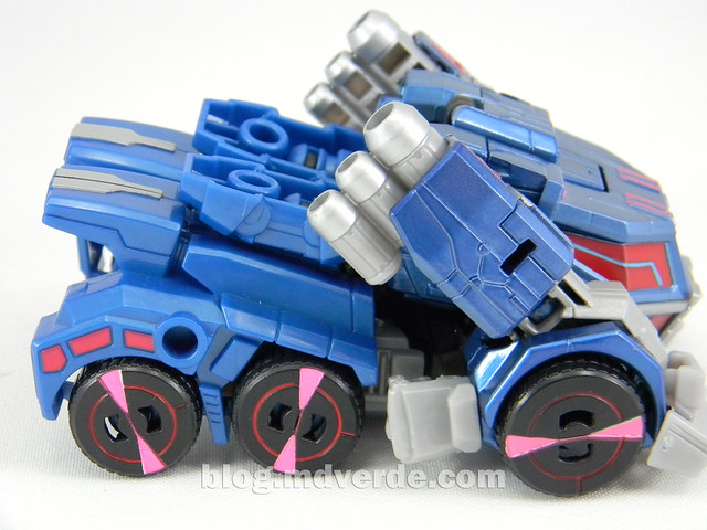 Transformers Ultra Magnus Deluxe - Transformers Generations Fall of Cybertron - modo alterno