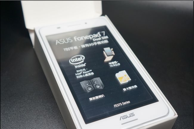 Fonepad 7 FE375 tablet gọi thoại mới nhất từ ASUS - 41152