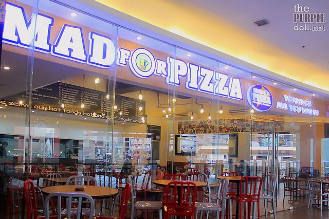 Mad for Pizza Il Terrazzo