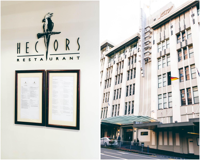 Heritage Auckland Hectors Restaurant