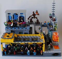 Lego Window Display