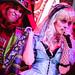 Halloween T - Mad Hatter & Alice