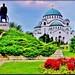 Sérvia – Belgrado - Esta atrativa e impressionante cidade é no mínimo surpreendente, transpira personalidade, elegância e charme. Muitas vezes se diz que se existe Berlim na parte ocidental da Europa, também existe Belgrado na parte leste… by Anselmo. Sousa