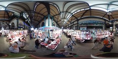 Atehns meat market in 360 degrees | #TBEX