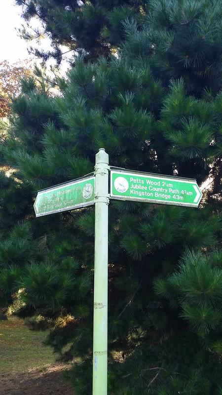 THAT sign again #LondonLOOP #sh