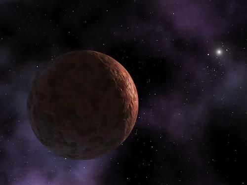 Sedna, el penúltimo candidato a planeta X